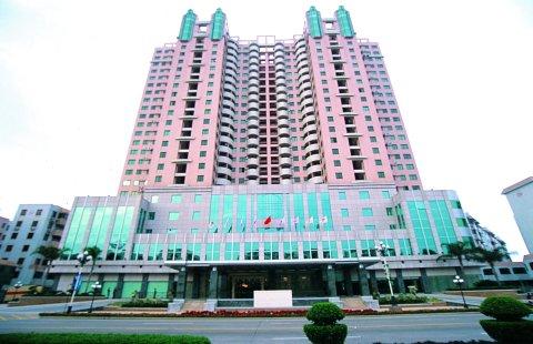中山三乡雅居乐酒店