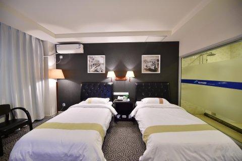克拉玛依蓝海城市花园酒店
