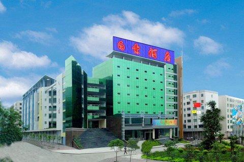 云南水富成中白云酒店