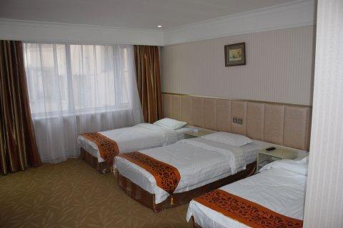 绥芬河冰雪帝国龙盛宾馆