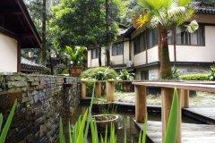 温州雁荡山森林公园度假名邸住宿