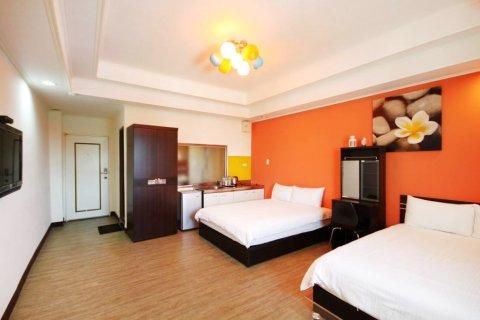 台南亚特旅馆(Art Hotel)