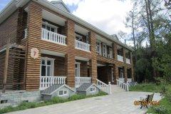 喀纳斯阅湖B区酒店(原喀纳斯B区接待服务中心)