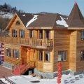 亚布力滑雪场特色别墅