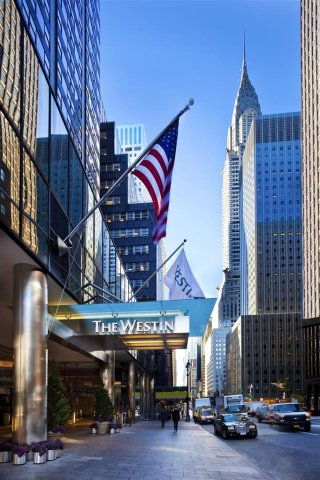 纽约大中心威斯汀酒店(The Westin New York Grand Central)