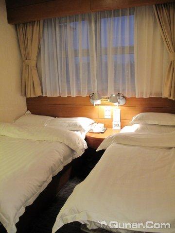 香港港湾酒店(Hong Kong Harbor Hotel)
