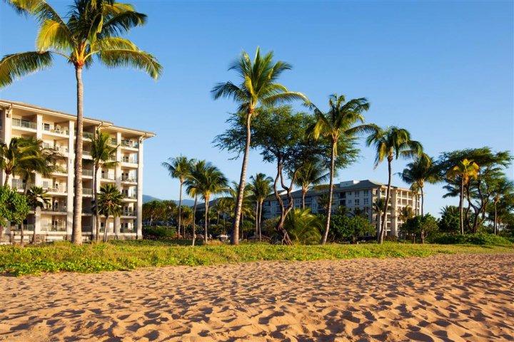 威斯汀卡纳帕利海洋别墅度假酒店(Westin Ka'Anapali Ocean Resort Villas)