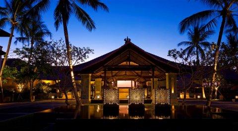 Pan Pacific Nirwana Bali Resort (Superior Ocean View)