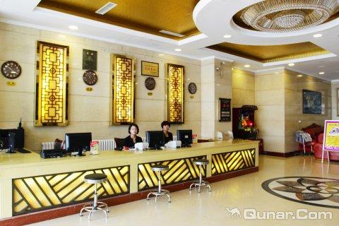 凯天假日大酒店(忻州火车站店)