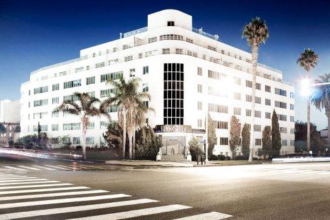 圣莫妮卡香格里拉酒店(Hotel Shangri-La Santa Monica)
