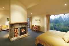 派尔摇篮山庄酒店(Peppers Cradle Mountain Lodge)