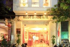 河内假日钻石酒店(Hanoi Holiday Diamond Hotel)