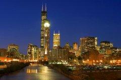 芝加哥W酒店 - 湖滨(W Chicago - Lakeshore)