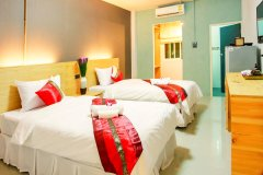 清迈纬度酒店(Latitude Chiang Mai)