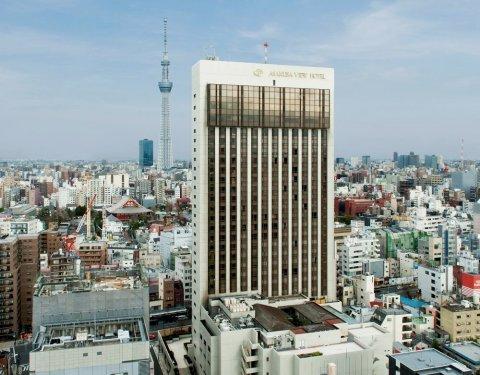 浅草豪景大饭店(Asakusa View Hotel)