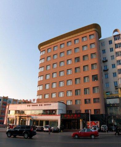 本溪君悦大酒店