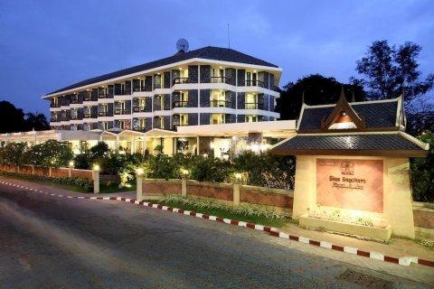 芭堤雅暹罗海岸酒店(Siam Bayshore Resort Pattaya)