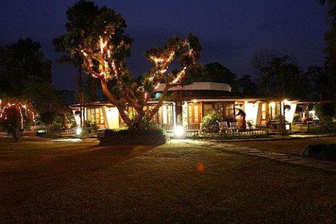 鱼尾小屋旅馆(Fish Tail Lodge)