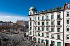 罗森海姆城市设计酒店(Design Hotel Stadt Rosenheim)
