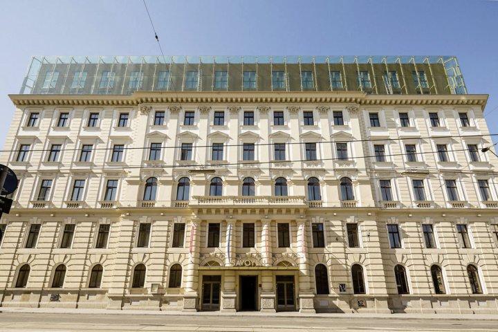 奥地利潮流酒店-维也纳萨伏伊(Austria Trend Hotel Savoyen Vienna)
