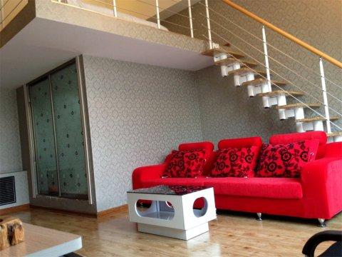 海林巴厘岛时尚主题宾馆
