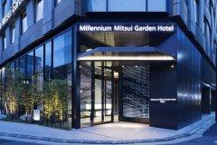 东京银座千禧三井花园饭店(Millennium Mitsui Garden Hotel Ginza Tokyo)