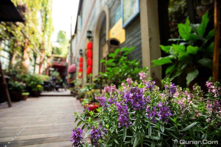 上海苏州河畔国际青年旅舍苏荷总店