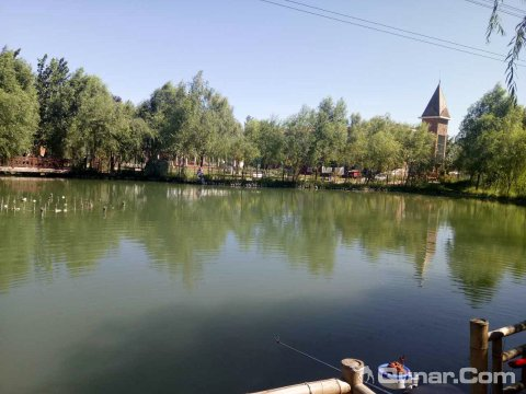 北京翠湖百老汇养生园客房