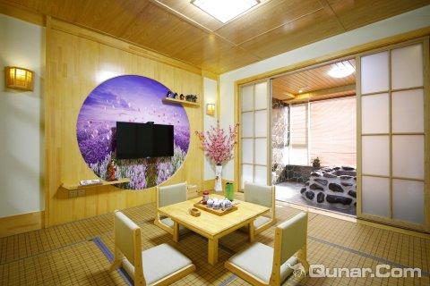 丹东江户新城日式江景温泉公寓