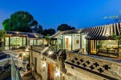 北京正南间公寓