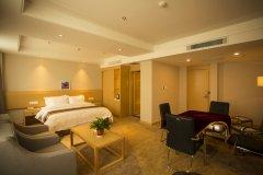 洋县鹮岛酒店