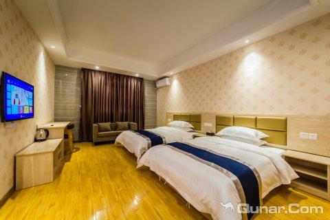 长乐爱琴海公寓(原速八快捷公寓)