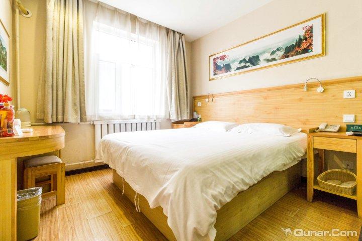凯莲连锁酒店保定东风中路滨河公园店