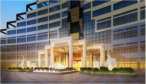 彭泽龙腾国际假日酒店
