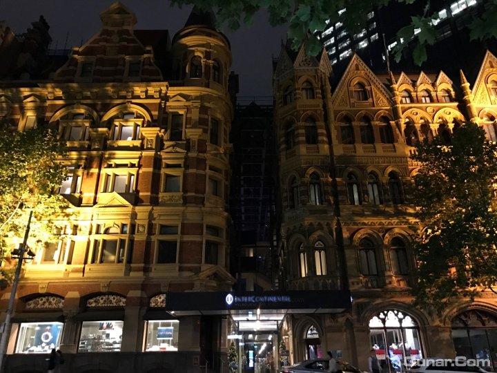 墨尔本里奥多洲际酒店(InterContinental Melbourne the Rialto)