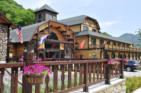 庄河尼亚加拉瀑布酒店