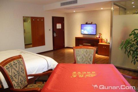 广安华蓥希悦商务酒店