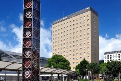 鹿儿岛乌比客酒店(Hotel Urbic Kagoshima)