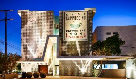 贝斯特韦斯特优质好莱坞山庄酒店(Best Western Plus Hollywood Hills Hotel)