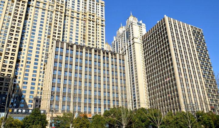 锦江都城酒店(武汉积玉桥地铁站万达公馆店)