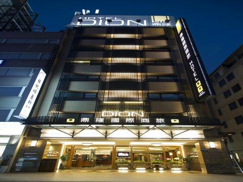 台中鼎隆国际商旅(Hotel Dion)