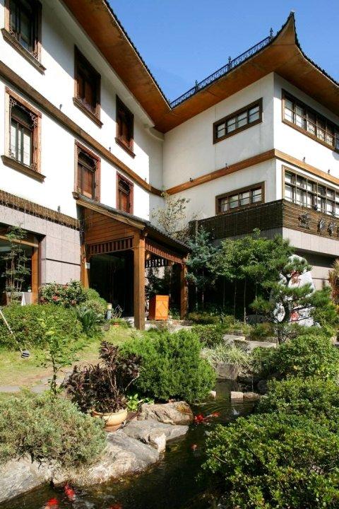 台北北投荷丰家屋温泉会馆(Hofeng Resort)