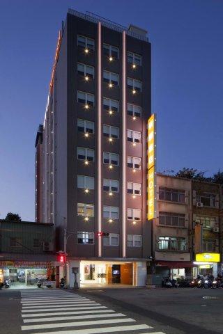 新驿旅店(台中车站店)(City Inn Hotel (Taichung Station))