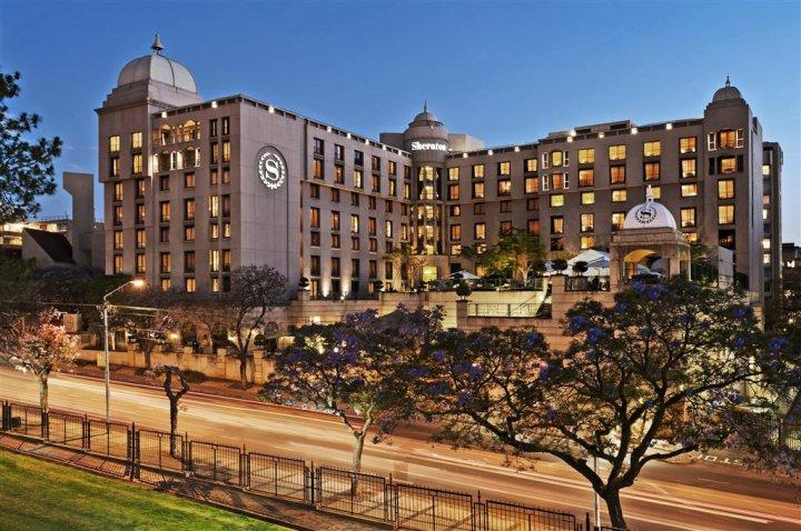 比勒陀利亚喜来登酒店(Sheraton Pretoria Hotel)
