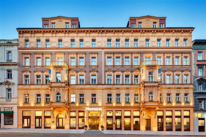 布拉格查尔斯广场喜来登酒店(Sheraton Prague Charles Square Hotel)