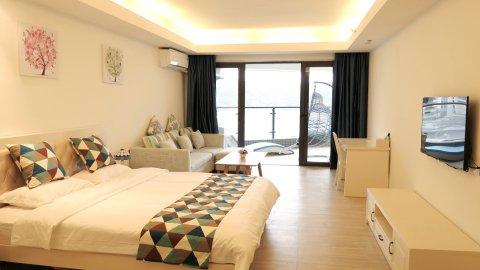 海陵岛敏捷黄金海岸威尼诗人度假公寓