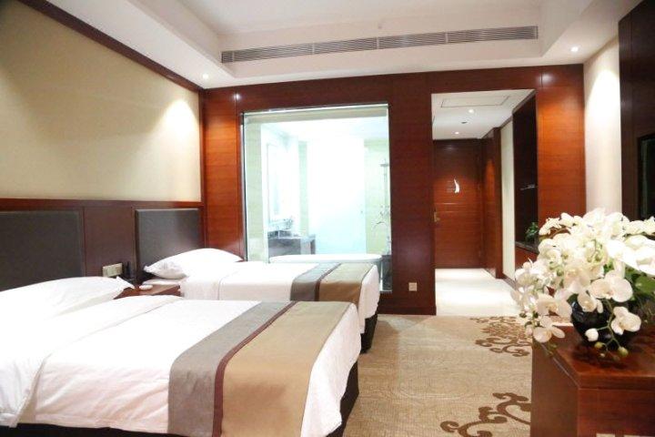 平山温泉花溪宾馆