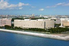 东京湾希尔顿酒店(Hilton Tokyo Bay)