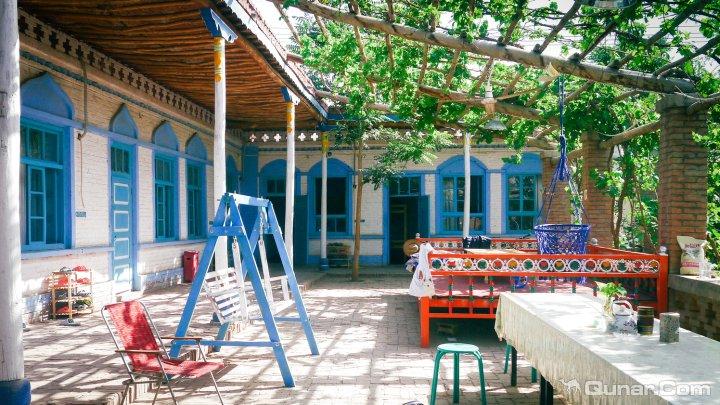 吐鲁番达卜青年旅舍