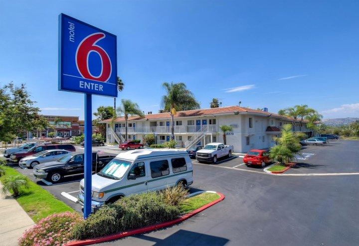 洛杉矶 - 罗兰岗6号汽车旅馆(Motel 6 Los Angeles - Rowland Heights)